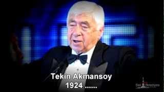 Tekin Akmansoy Şişli Kent Sinemasında Yapılan Törenle Son Yolculuğuna Uğurlandı 14/02/2013