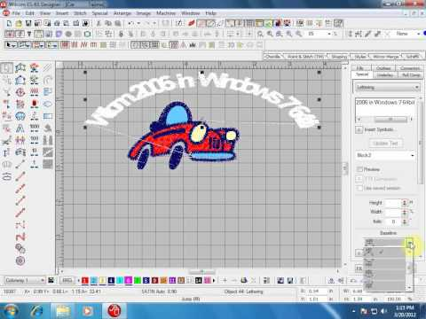 Installer Software Embroidery Wilcom 9 To Windows 7 By Embroidery Designs