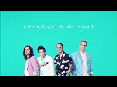 Weezer - Everybody Wants To Rule The World Mp3