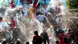 Thingyan  - Happy Myanmar New Year 2016 (Water Festival)