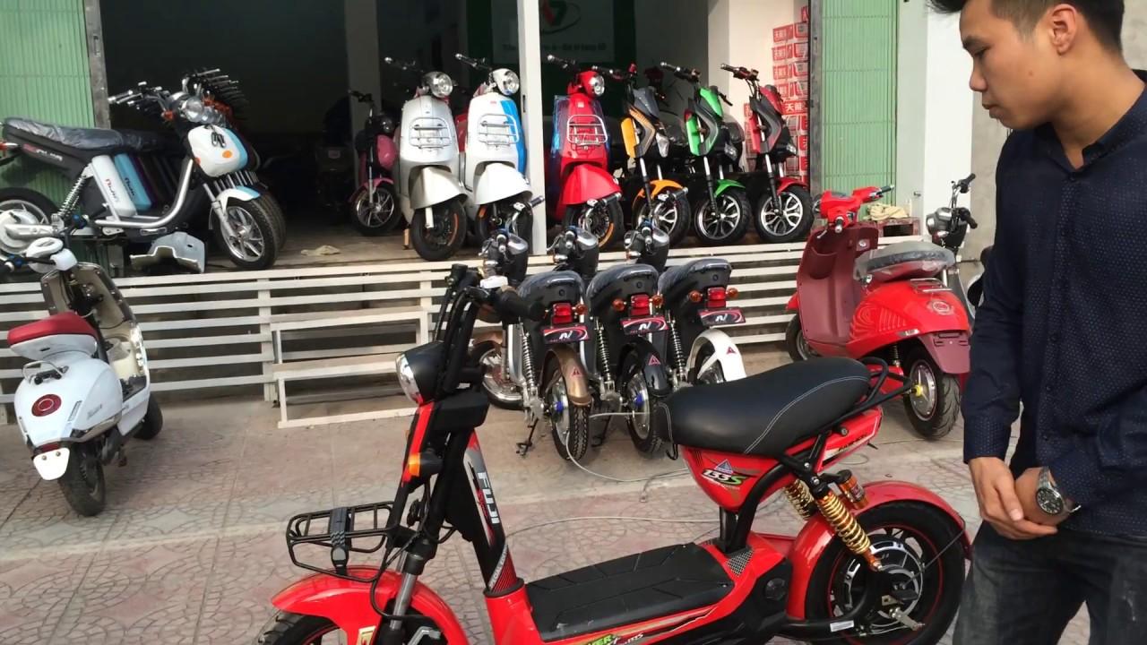 Giới thiệu xe Fuji M133F – Xe điện Việt Thanh