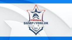 DP vs AUR | SUP vs IW | GAL vs RYL | BJK vs FB - VFŞL 2020 Kış Mevsimi 8. Hafta 1. Gün