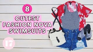 8 Cutest Fashion Nova Swimsuits Under $40 | Style Lab