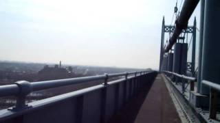 Running The Triborough Bridge