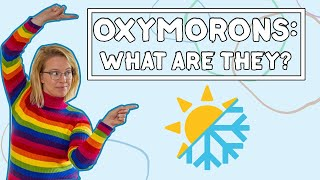 Oxymorons For Kids // English Language Features