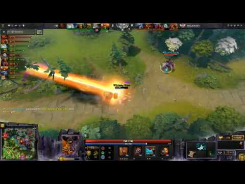 First Departure vs WarriorsGaming.Unity Game 2- The Summit 5 Full Highlights Dota 2