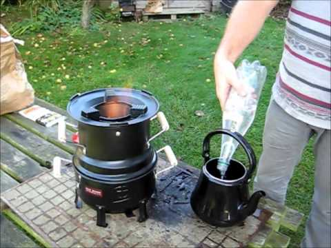 Envirofit Ch4400 Ultra Charcoal Camping Stove Youtube