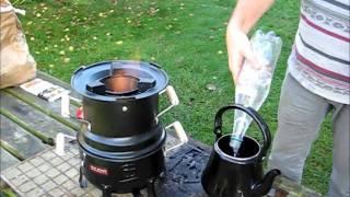 Envirofit CH4400 Ultra Charcoal camping stove