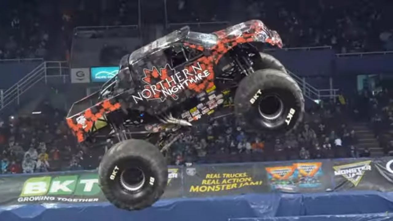 Father Daughter Duo Makes Monster Jam A Family Affair In Vancouver Vancouver Sun