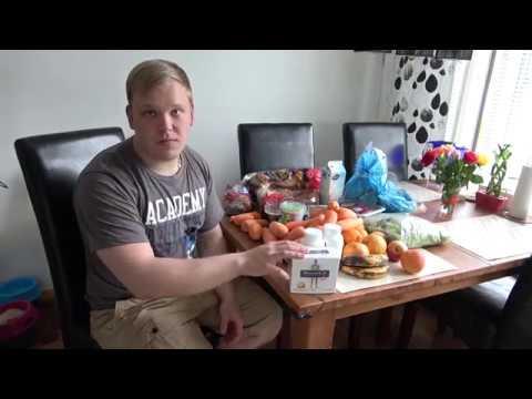 Бесплатная еда в Финляндии.