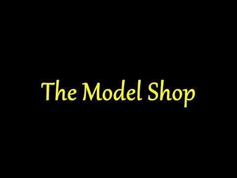 """The Model Shop"" Live Scale Modeling Show Episode 76"