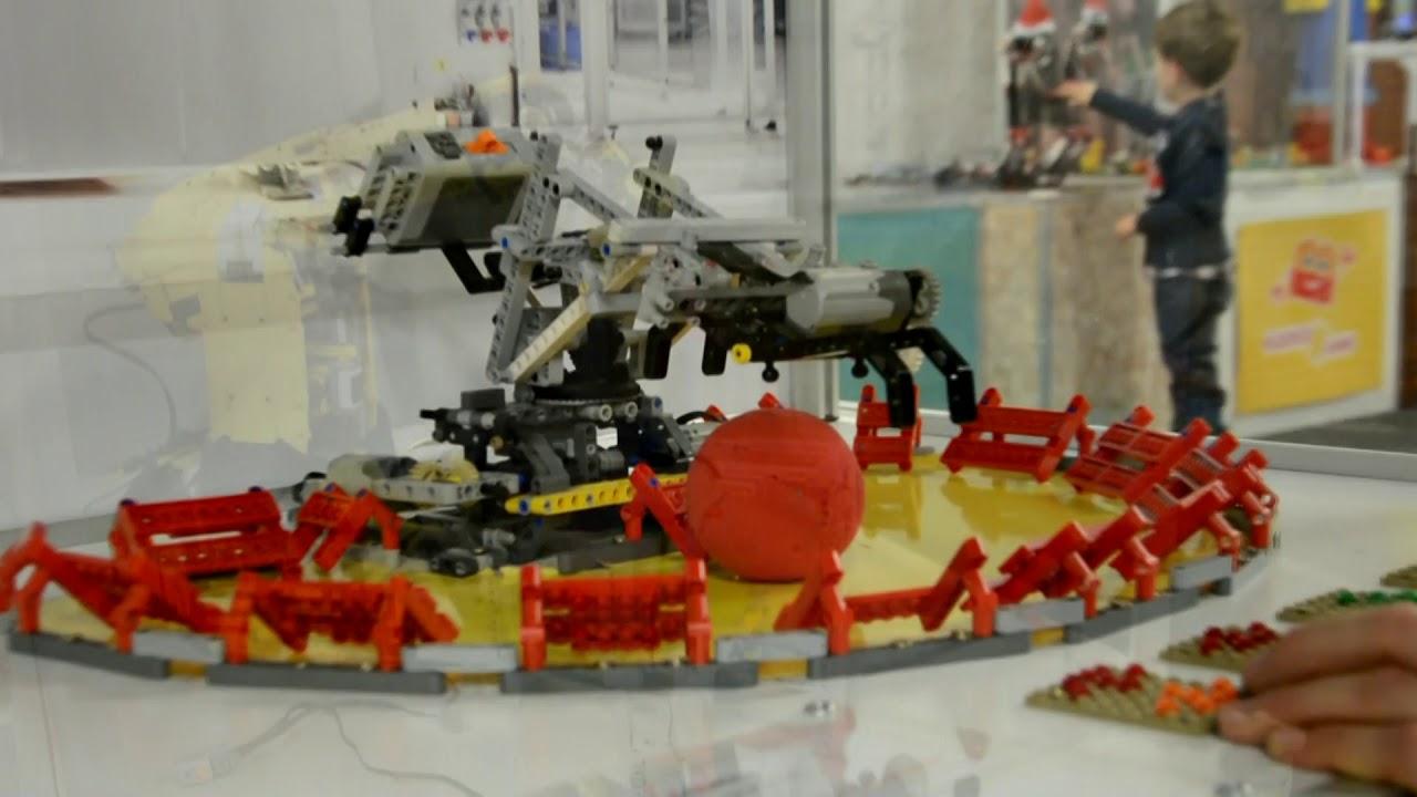 Klockoland Centrum Nauki I Zabawy Z Klockami Lego Youtube