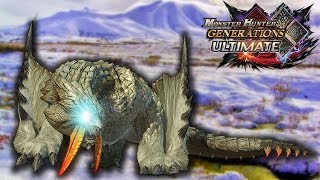 Monster Hunter Generations Ultimate: Demo (TIme for a more...Classic style)