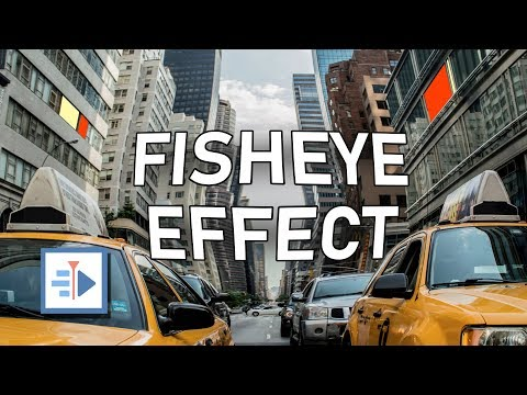 Fisheye Effect - Free Video Editor Tutorial For Kdenlive