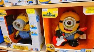 Миньены - магазин іграшок, ч 1