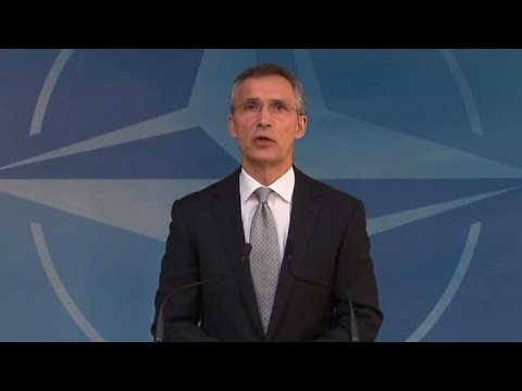NATO chief says it's 'a dark day' after Brussels attacks