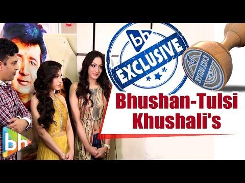 MERE PAPA | Tulsi Kumar | Khushali Kumar | Bhushan Kumar | Full Interview