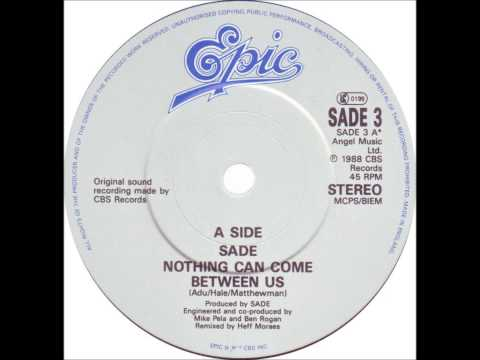Sade  Nothing Can Come Between Us Dj S Bootleg Extended RnB ReMix