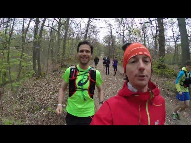 UASG Seance entrainement Trail Forêt de Meudon