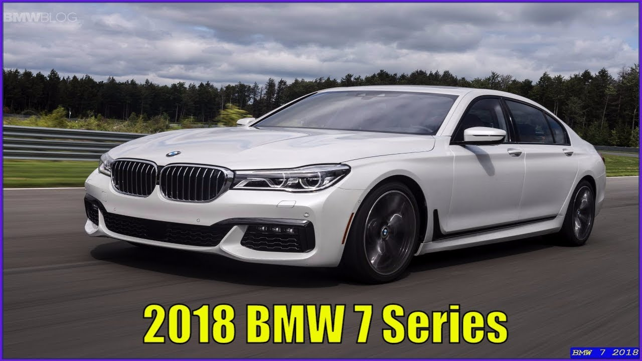 new bmw 7 series 2018 m760i xdrive interior exterior. Black Bedroom Furniture Sets. Home Design Ideas