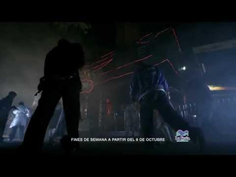 Imitador de Michael Jackson Joe Jackson en la Feria de Chapultepec