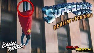 Errores de películas Superman Review Crítica y Resumen WTF PQC
