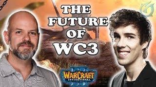 Grubby Interviews Matt Morris About Warcraft 3