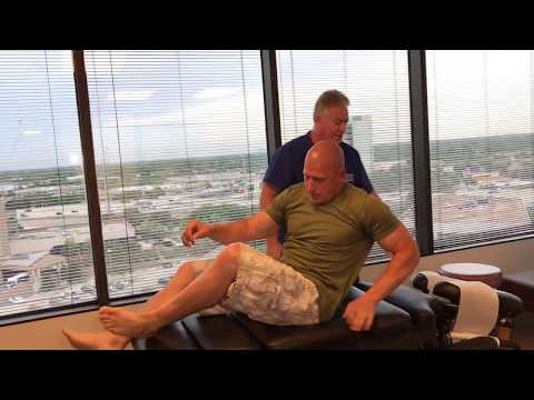 "Chicago Man Gets ""The Real Deal"" Full body Adjustment At Advanced Chiropractic Relief"