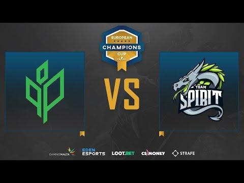 Sprout vs Team Spirit vod