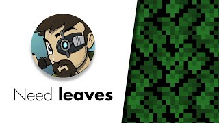 iskall85 needs leaves. lots and lots of leaves [FreeByte Remix]