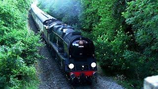 34046 Braunton on the Dorset Coast Express 3/7/2019