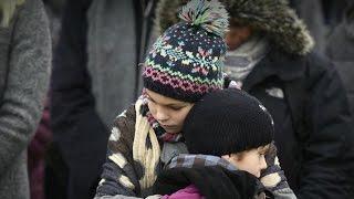 "Little boy explains ""bad guys"" after Paris attack"