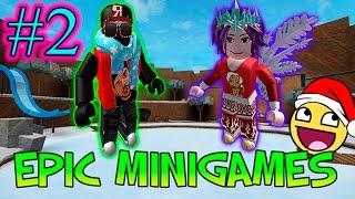 ROBLOX: EPIC MINIGAMES #2