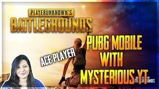 🔴PUBG MOBILE- Indian Girl - Road to 20k Subs♥ - #PaytmDonation ON SC