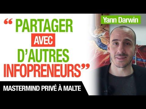 MASTERMIND PRIVÉ à MALTE de Maxence RIGOTTIER : L' avis de Yann DARWIN