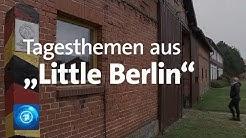 """Die Tagesthemen heute live aus """"Little Berlin"""""""