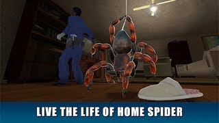 🕷👍Spider Pet Life Simulator 3D-Симулятор жизни паука--By Wild Animals Life Simulation-Android