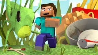 Minecraft | TINY BIG CRAFT! Tiny Modded Survival -