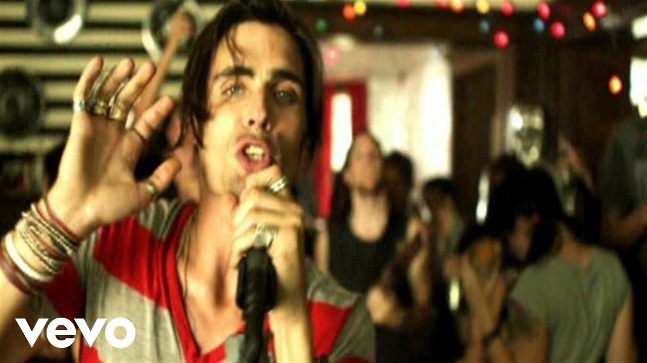 The All-American Rejects - I Wanna - YouTube