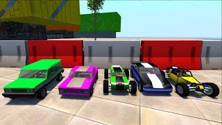 Мультики про машинки - Игры с машинками! Видео для мальчиков смотреть онлайн.