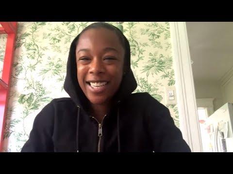Samira Wiley Handmaid's Tale, Orange is the New Black: 'I feel like luckiest girl in the world'