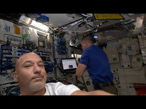 محطة الفضاء الدولية تلتقي -دراغون- في الحلقة الرابعة من سلسلة الفضاء …  - 09:54-2019 / 8 / 9