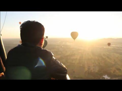 Vlog 2 Travel November 2017 Bagan Burma Myanmar