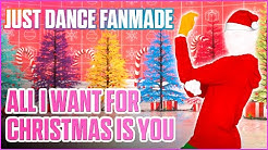Just Dance 2020: All I Want For Christmas Is You - Mariah Carey   ArthurVideoSong Fanmade