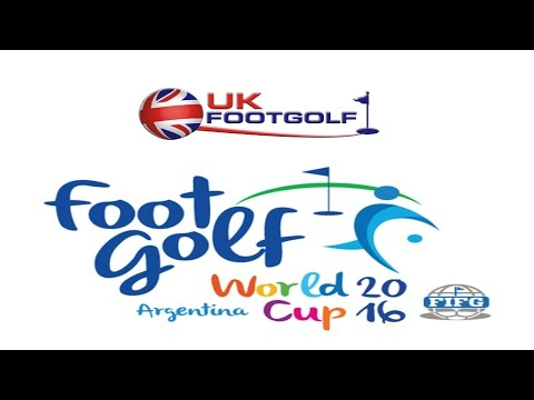 UKfootgolf at the Footgolf World Cup 2016