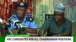 APC sweeps Kwara LG Elections