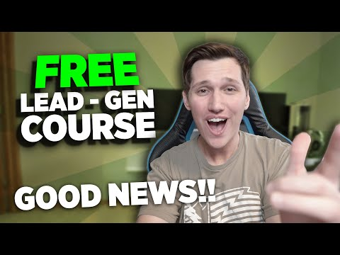 resuming-my-free-lead-gen-course!
