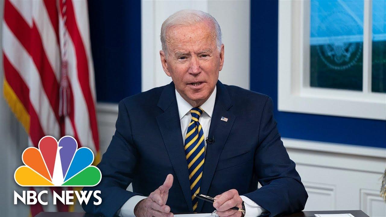 Download Biden Stresses 'Urgent' Need To Address Climate Change At Major Economies Forum