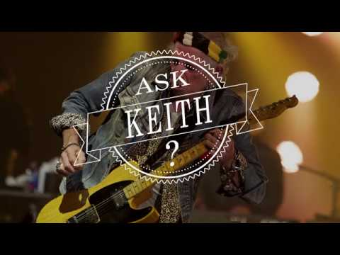 Ask Keith Richards: Are you inspired to get back in the studio with the Stones and record?