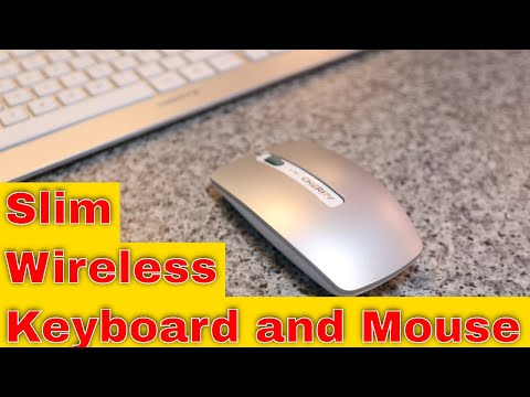 🔴 WIRELESS Keyboard And Mouse Windows | CHERRY DW 8000 Wireless Desktop KEYBOARD & MOUSE [Review]